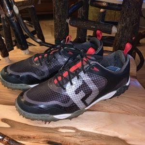 Men's FOOTJOY Freestyle Golf Shoes 57333 - 9.5 W!